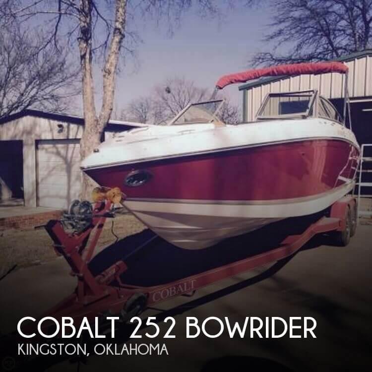 2007 Cobalt 252 Bowrider - Photo #1