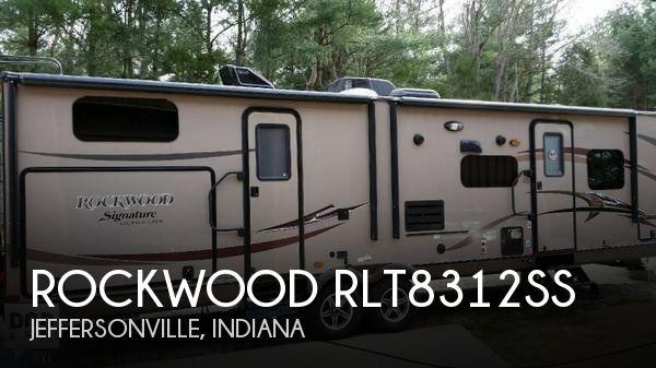 2014 Forest River Rockwood RLT8312SS