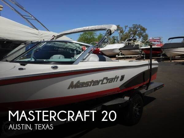 Used Mastercraft Boats For Sale by owner | 2015 Mastercraft 20