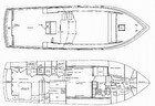 1978 Pacemaker 57 Motoryacht - #4