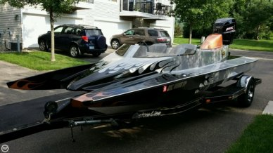 Vicious Tunnel Hull 18, 20', for sale - $17,500