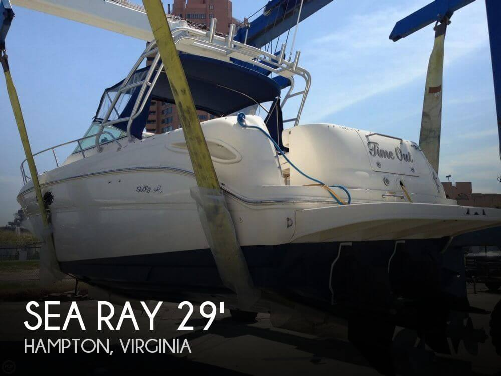 Used Sea Ray 31 Boats For Sale by owner | 2001 Sea Ray 31