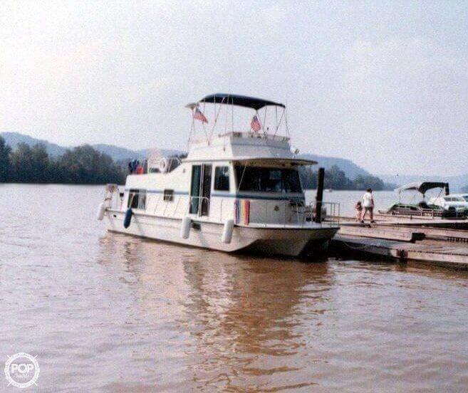 1987 Harbor Master 375 - Photo #2