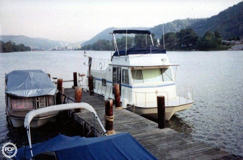 1987 Harbor Master 375 - Photo #3