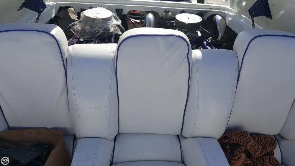 Center Rear Bolster Seat