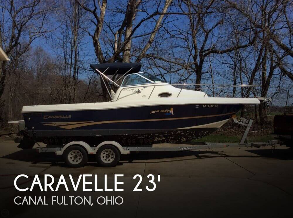 2003 Caravelle 230 Seahawk WA - Photo #1