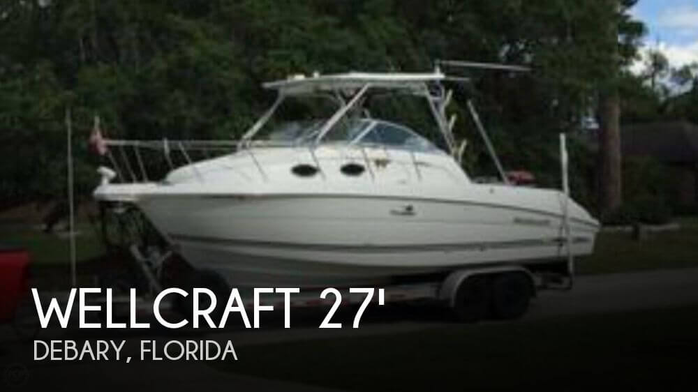 2004 Wellcraft 270 Coastal - Photo #1