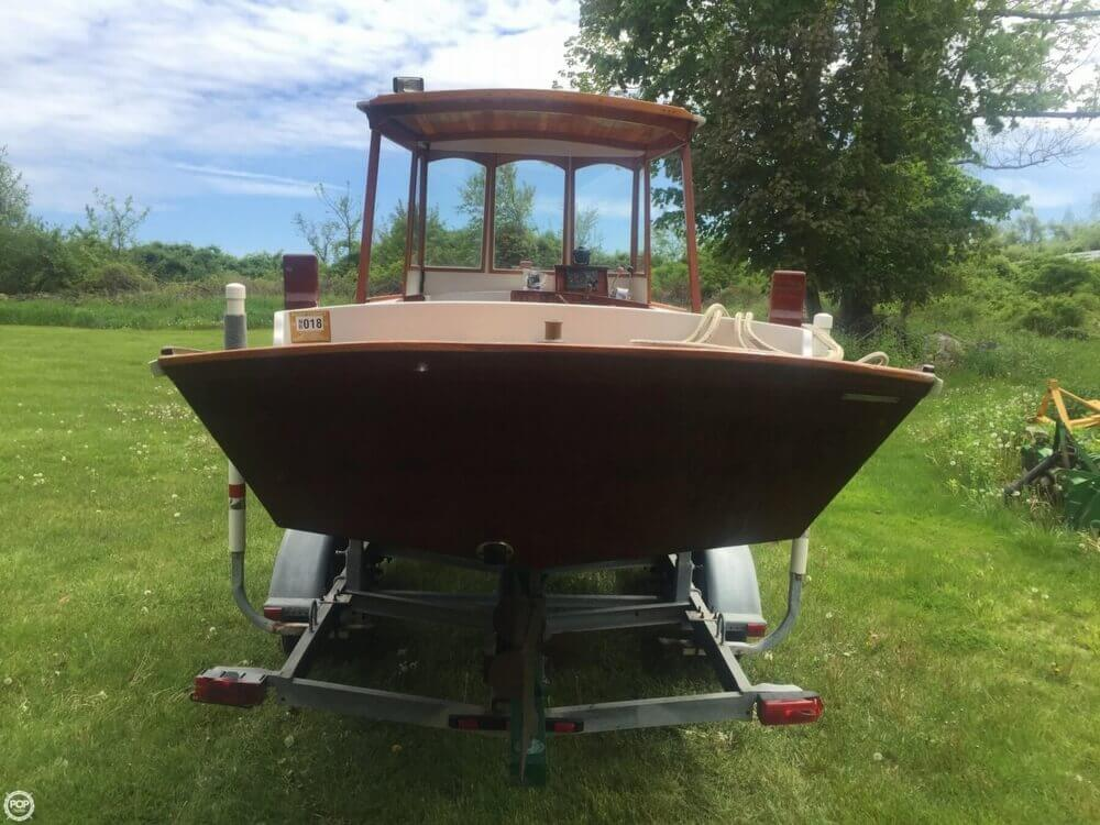 2001 Custom boat for sale, model of the boat is Weston Farmer 20 & Image # 3 of 41
