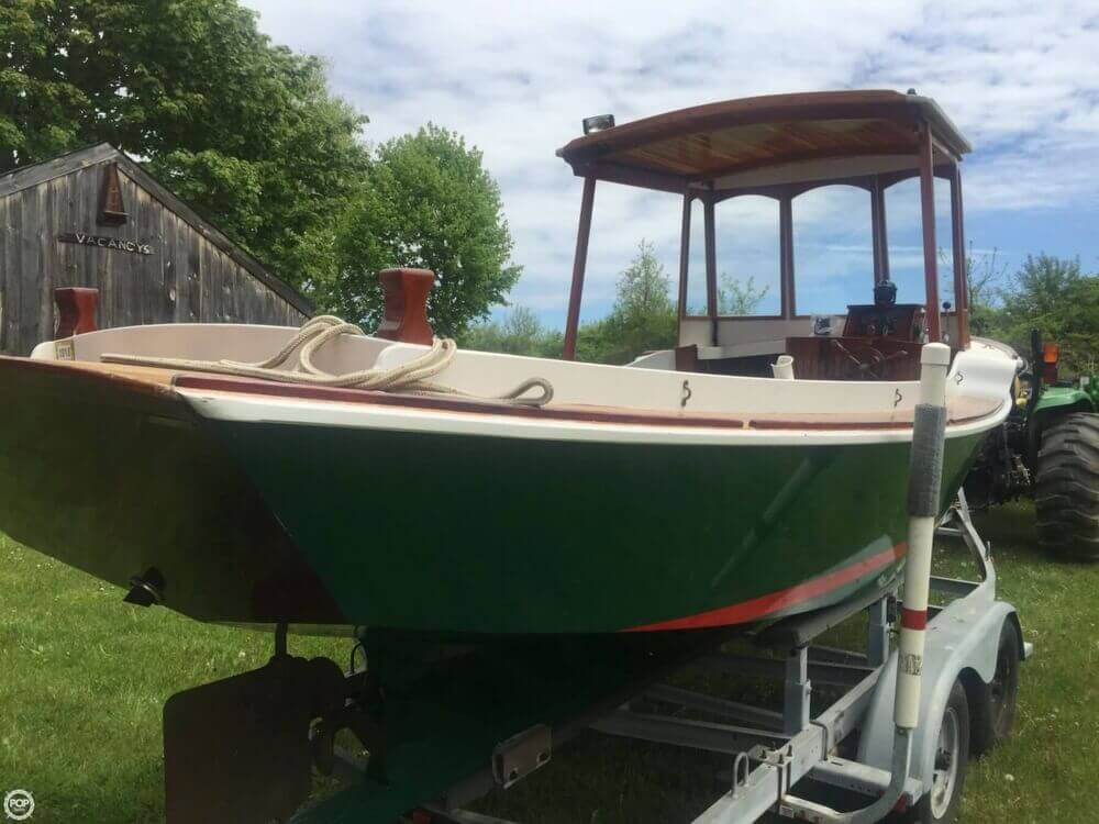 2001 Custom boat for sale, model of the boat is Weston Farmer 20 & Image # 4 of 41