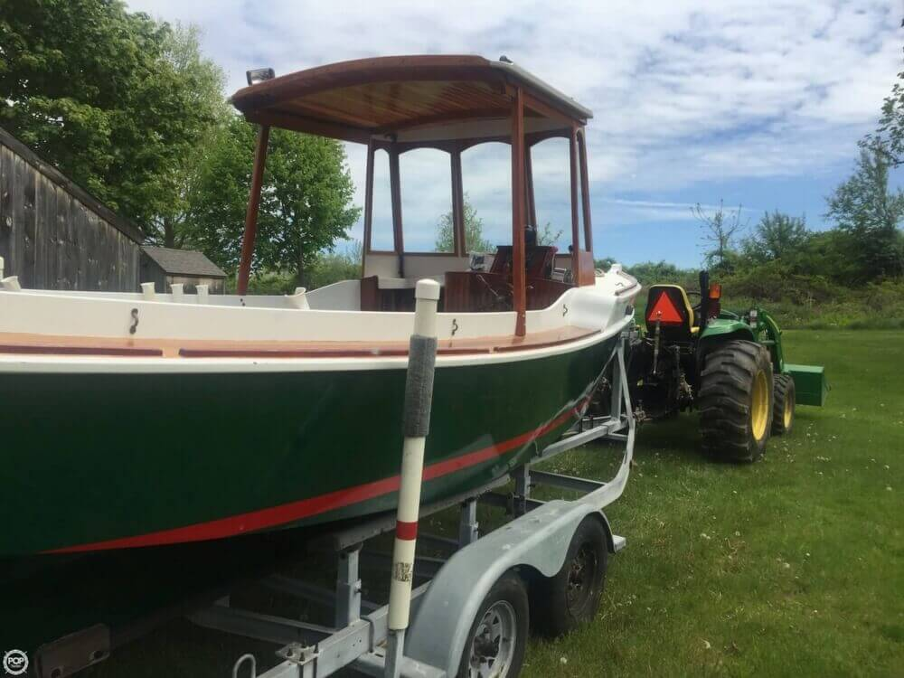 2001 Custom boat for sale, model of the boat is Weston Farmer 20 & Image # 5 of 41