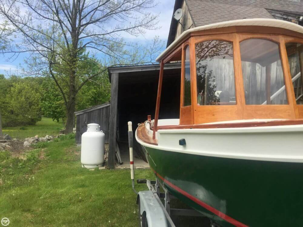 2001 Custom boat for sale, model of the boat is Weston Farmer 20 & Image # 8 of 41