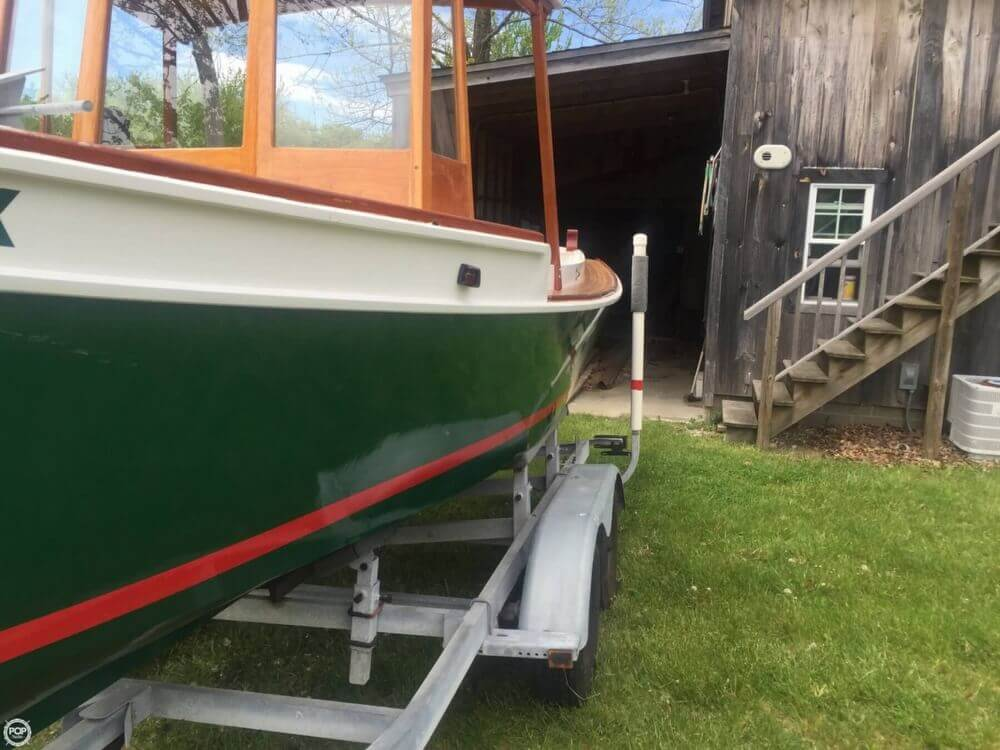 2001 Custom boat for sale, model of the boat is Weston Farmer 20 & Image # 11 of 41