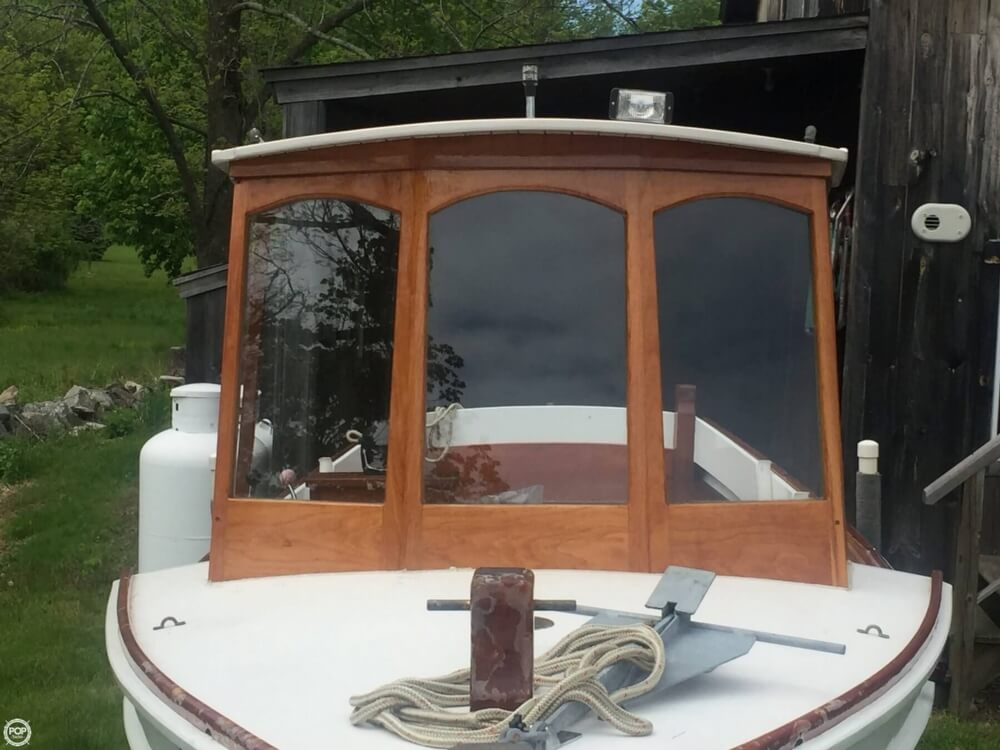 2001 Custom boat for sale, model of the boat is Weston Farmer 20 & Image # 2 of 41