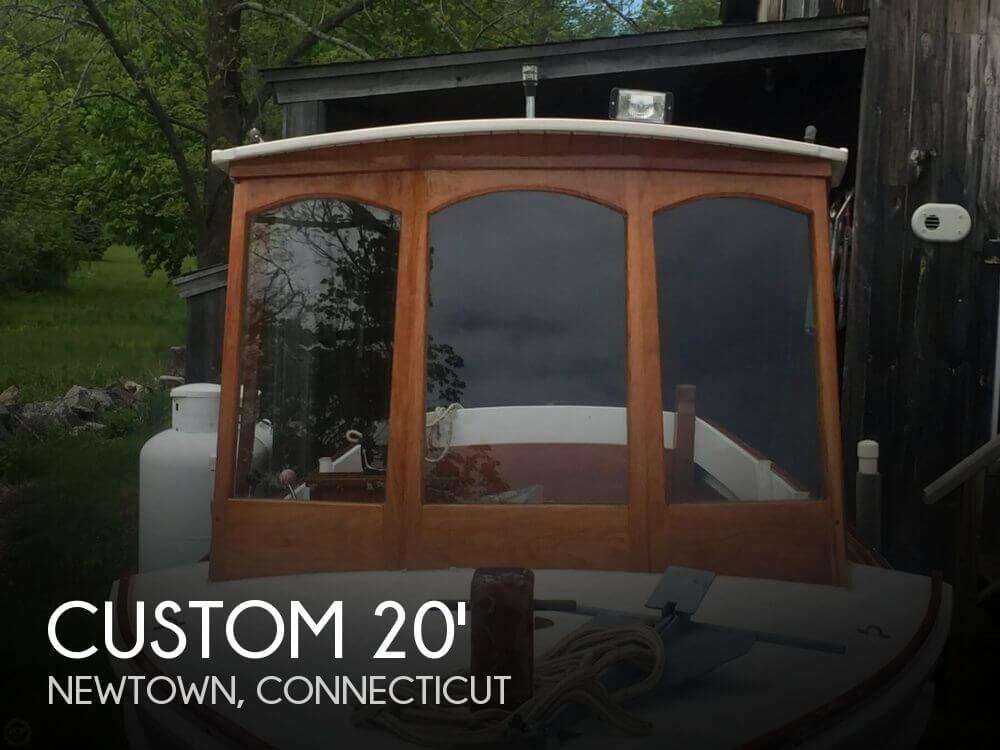 2001 CUSTOM WESTON FARMER 20 for sale