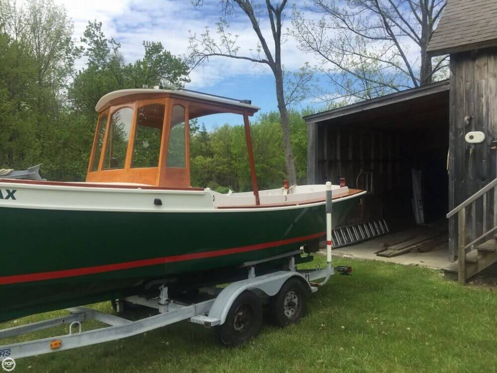 2001 Custom boat for sale, model of the boat is Weston Farmer 20 & Image # 13 of 41