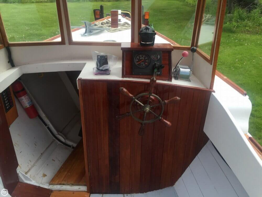 2001 Custom boat for sale, model of the boat is Weston Farmer 20 & Image # 21 of 41