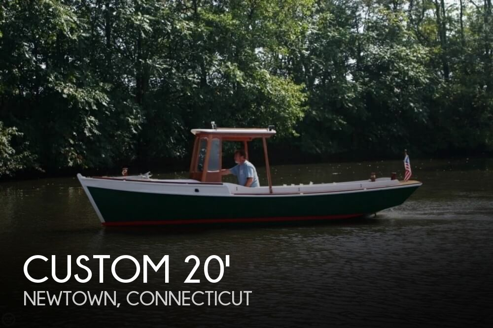2001 CUSTOM WESTON FARMER 20 for sale