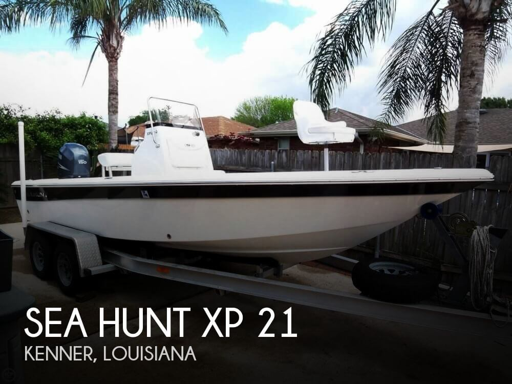 2011 Sea Hunt XP 21 - Photo #1