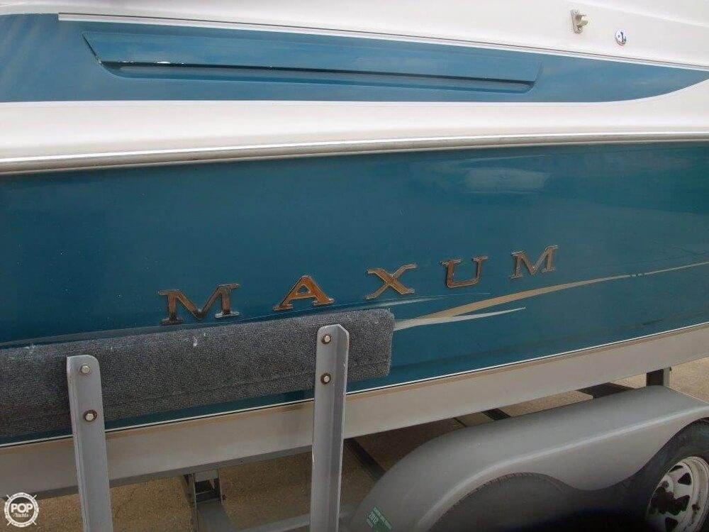 1998 Maxum 2300 SC - Photo #12