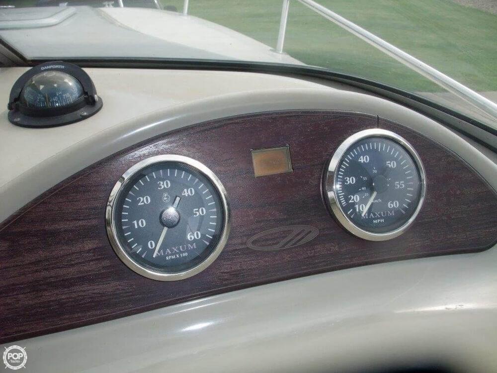 1998 Maxum 2300 SC - Photo #16