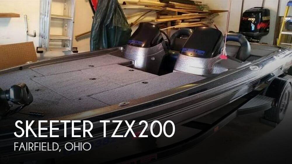 2004 Skeeter TZX200 - Photo #1