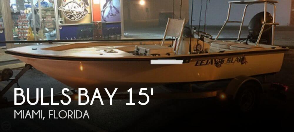 2012 Bulls Bay 151 Flats Edition Skiff - Photo #1