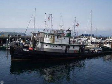 San Diego Marine 78, 78', for sale - $111,200
