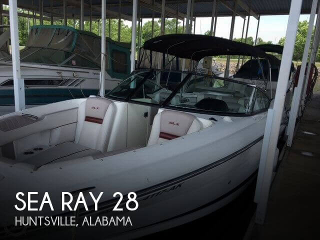Used Boats For Sale in Huntsville, Alabama by owner | 2005 Sea Ray 28