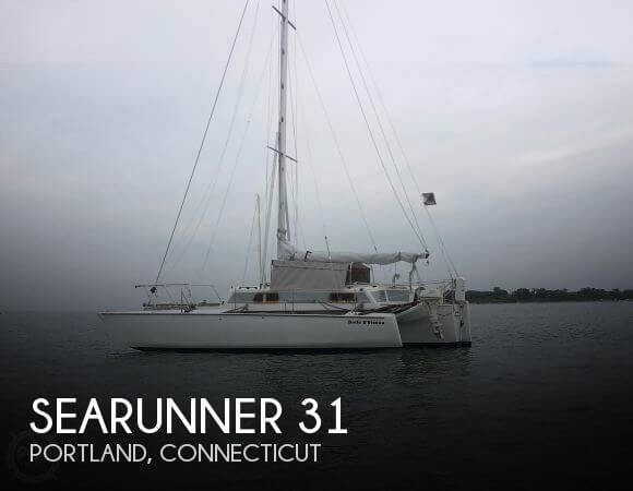 1994 Searunner 31 - Photo #1