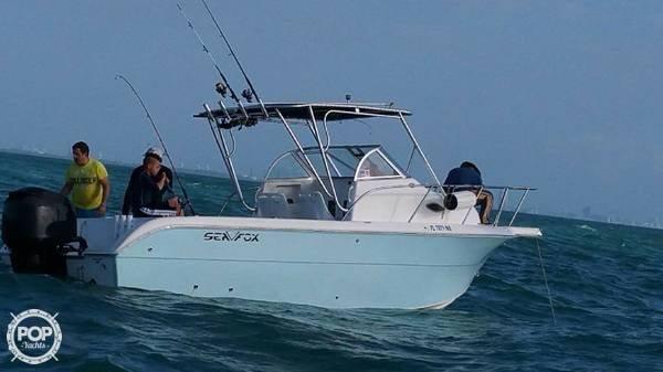 2006 Sea Fox 257WA - Photo #3