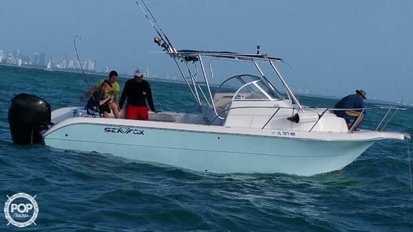 2006 Sea Fox 257WA - Photo #18