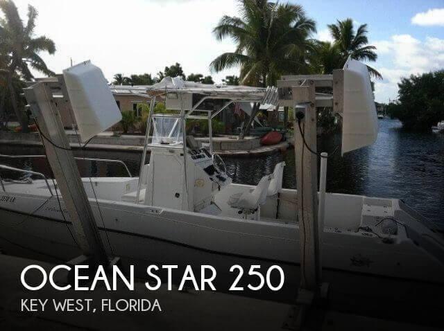 1994 Ocean Star 250 - Photo #1