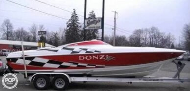 Donzi 28 ZX, 27', for sale - $33,750