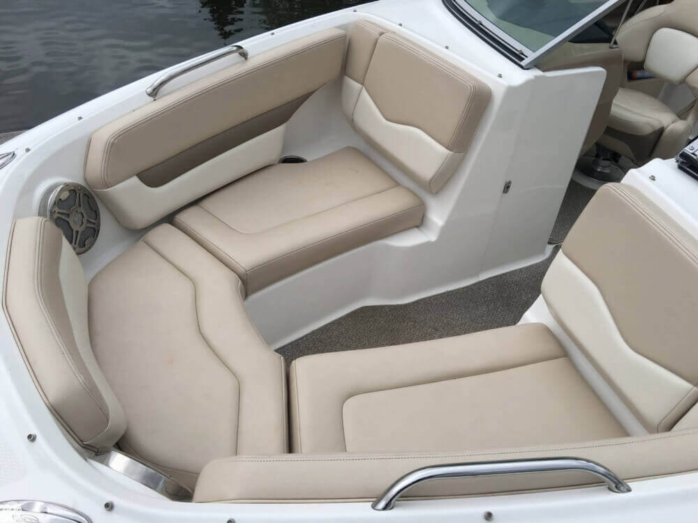 Wide Tech Bow Seating With Storage Underneath