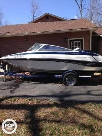 2007 Crownline 180 BR - Photo #12