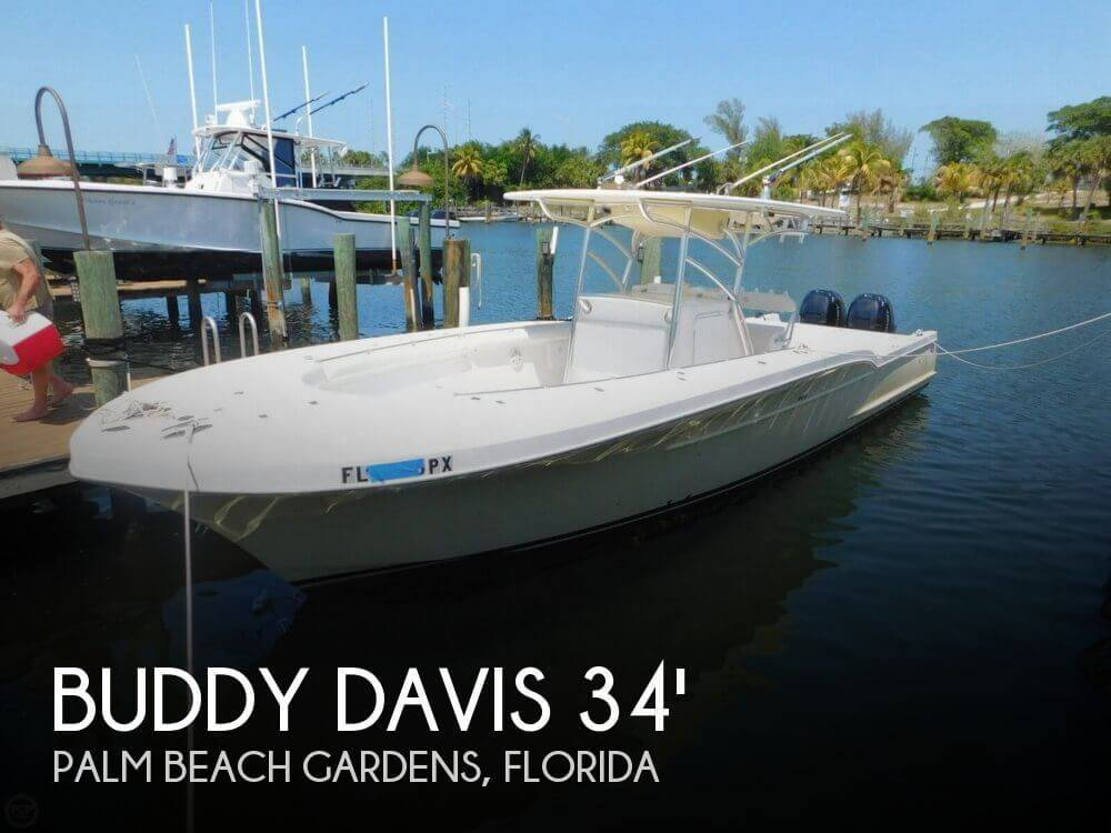 2006 Buddy Davis Buddy Davis Edition 34 CC - Photo #1