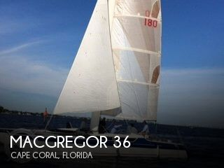1983 MacGregor 36 - Photo #1