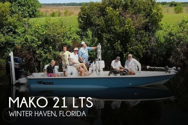 2015 MAKO 21 LTS for sale