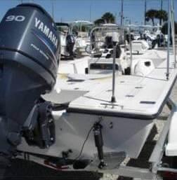 2003 Sea Chaser 180 Flats Edition - Photo #3