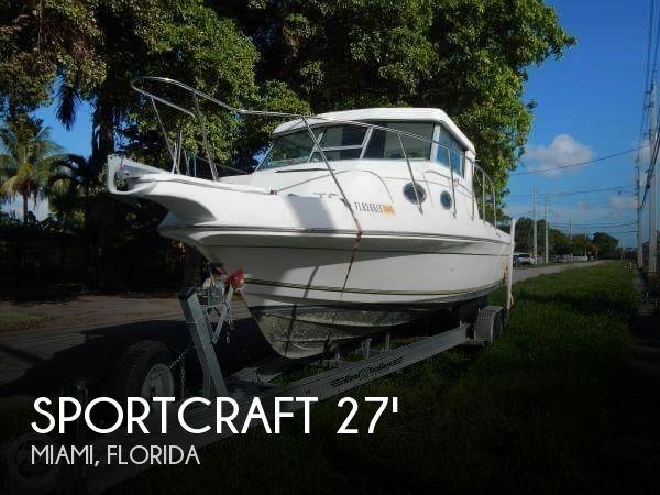 2000 Sportcraft 27 - Photo #1