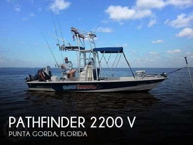 2002 Pathfinder 2200 V - Photo #1