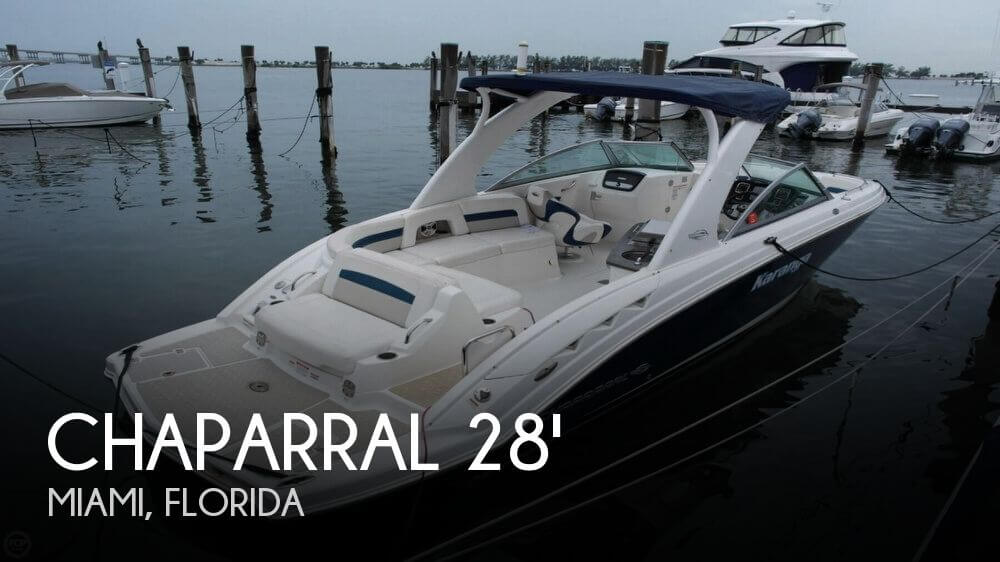 Used Deck Boats For Sale by owner | 2010 Chaparral 284 Sunesta
