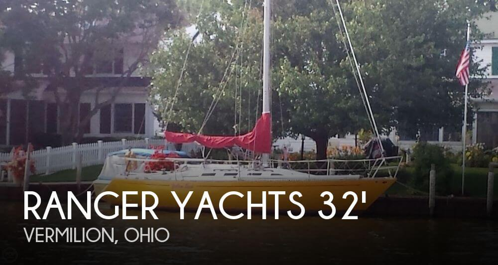 Used Sailboats For Sale in Ohio by owner | 1974 Ranger Yachts 32