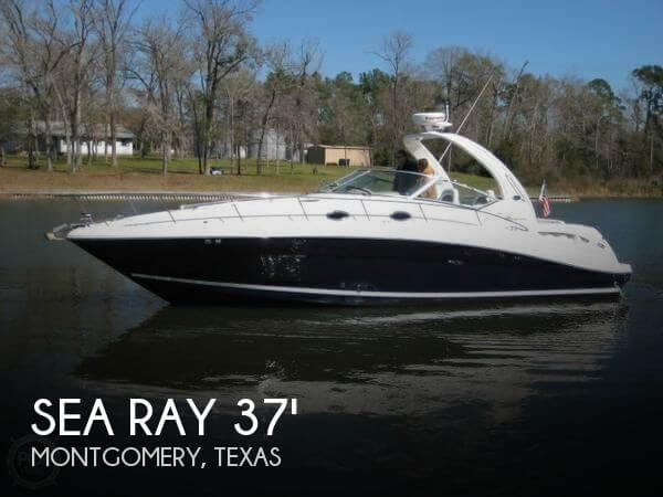 2007 Sea Ray 340 Sundancer