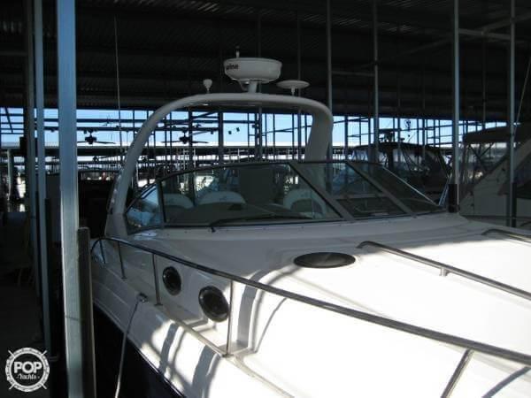 Bow Rails,grab Rails & Radar Arch With Raymarine Radar