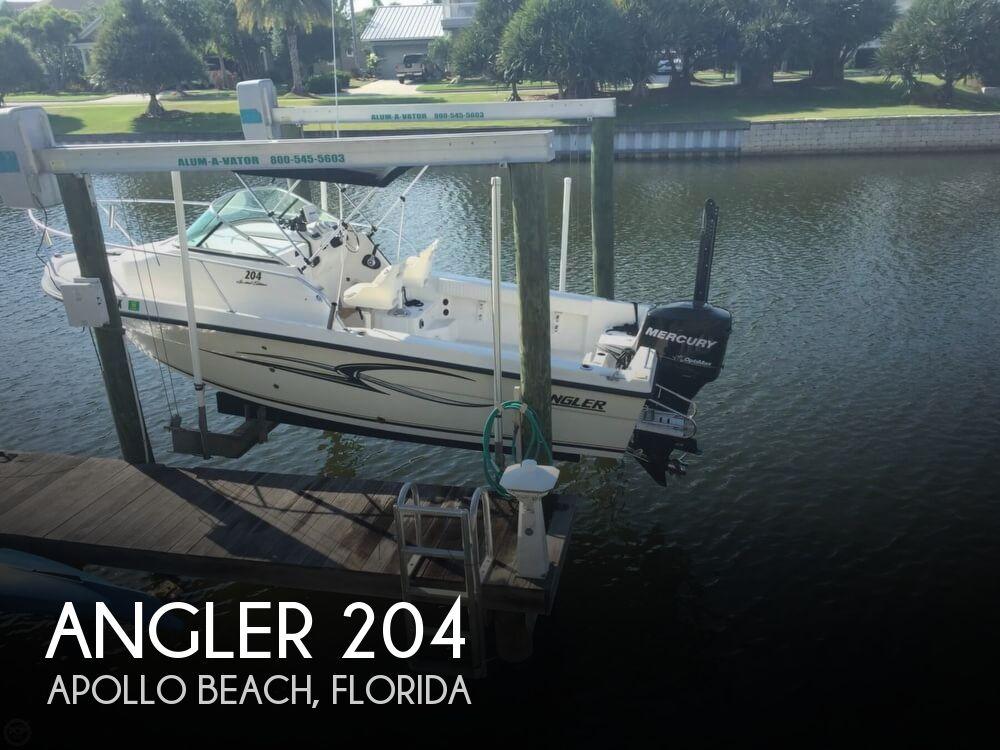 2007 Angler 204 - Photo #1