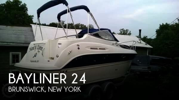Used Bayliner Boats For Sale in New York by owner | 2007 Bayliner 24