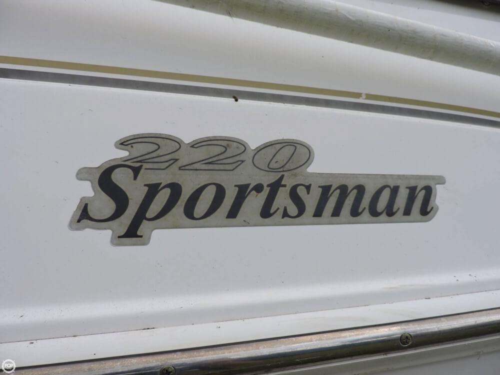 2004 Wellcraft 220 Sportsman - Photo #7