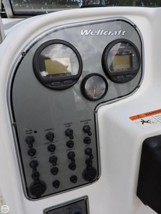 2004 Wellcraft 220 Sportsman - Photo #40