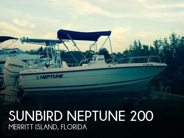 1994 Sunbird Neptune 200 - Photo #1